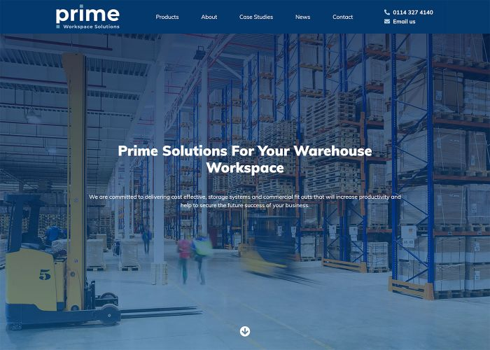 Prime Workspace Solutions